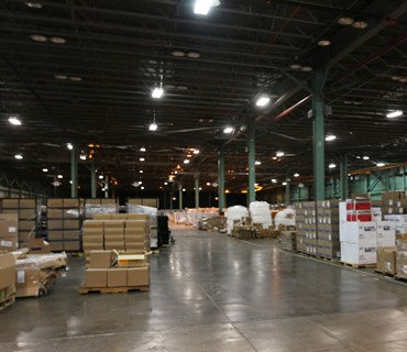 Mediunion medical disposable PPE warehouse