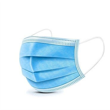 3-ply-type IIR-face mask-Personal-Protective-Equipment