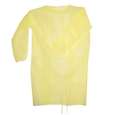 PP+PE disposable isolation gown-Personal-Protective-Equipment